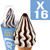 CORNETTO KING CONE VAN 260MLX16