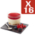 CHEESECAKE FRUITS ROUGES GLACE 150MLX16